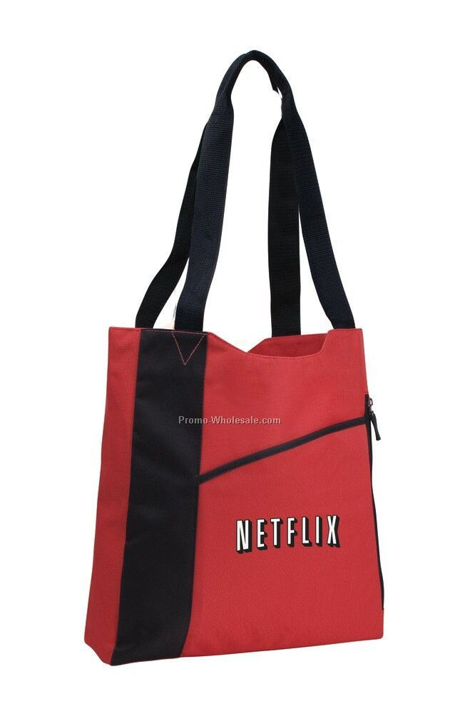 "14""x15""x4"" Inverse Convention Tote Bag"