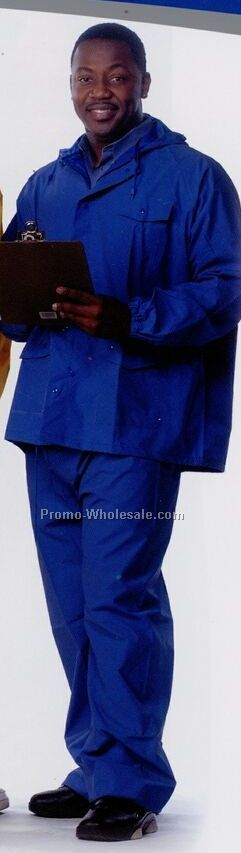 2-piece Sport Rainsuit (S-2xl) Blank