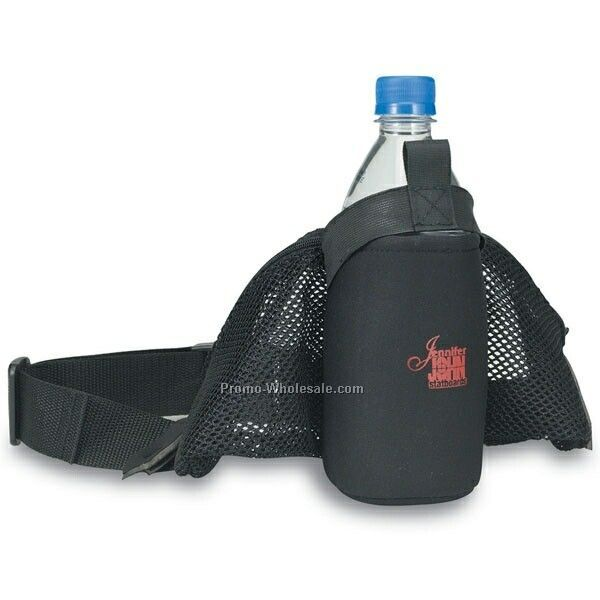 "5""x13"" Water Bottle Holder (Imprinted)"