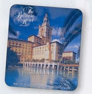 "7-1/2"" Round Soft Sublimated Mouse Pad (4 Color Process)"