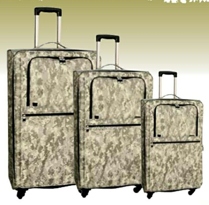Acu Series 3 Piece Luggage Set