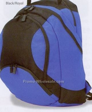 All Purpose Backpack (Screen Printed)