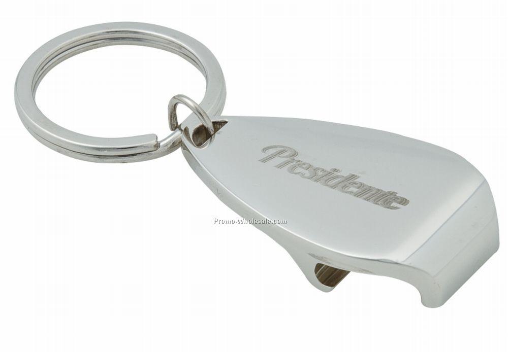 Bottle Opener Metal Key Chain