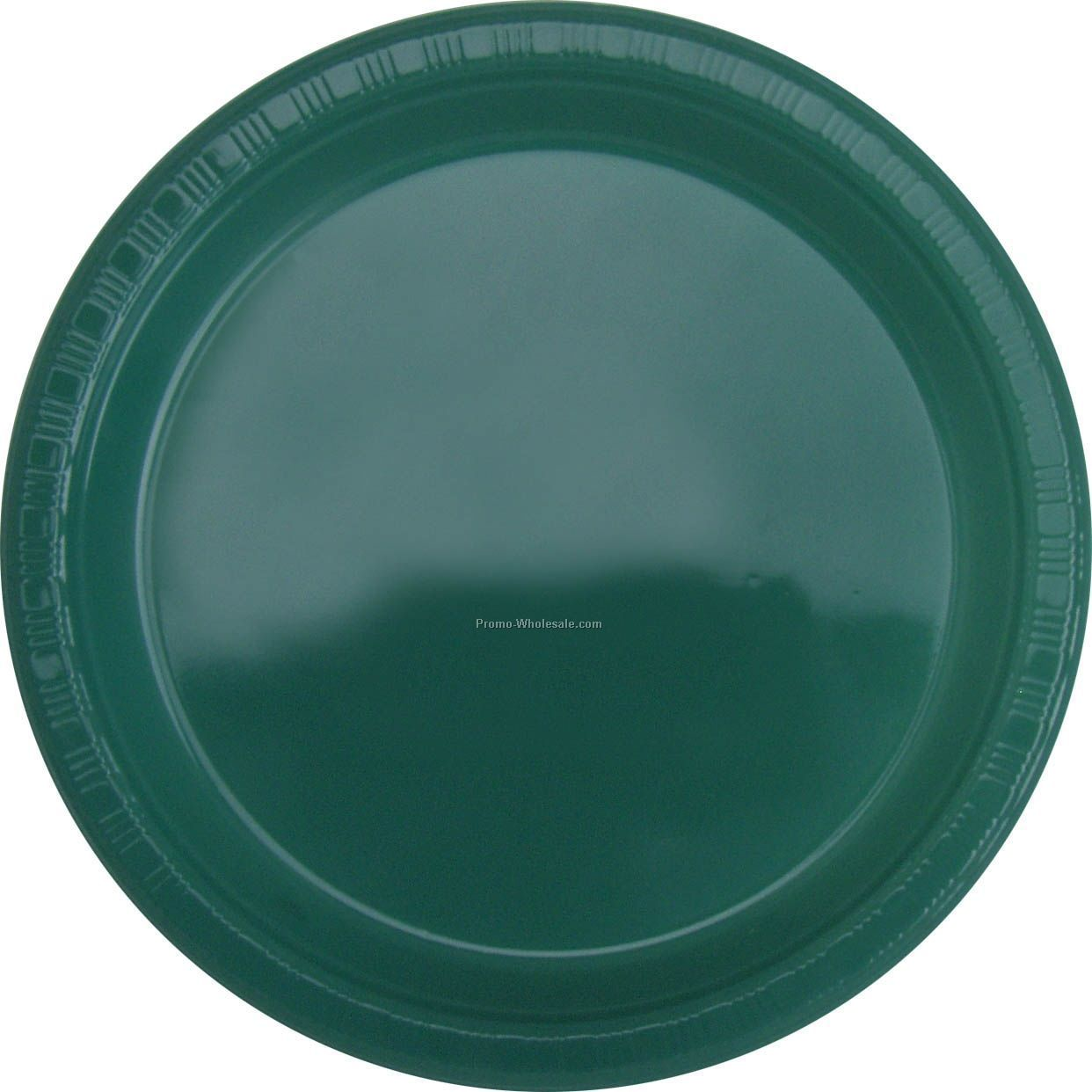 "Colorware 7"" Hunter Green Plate"
