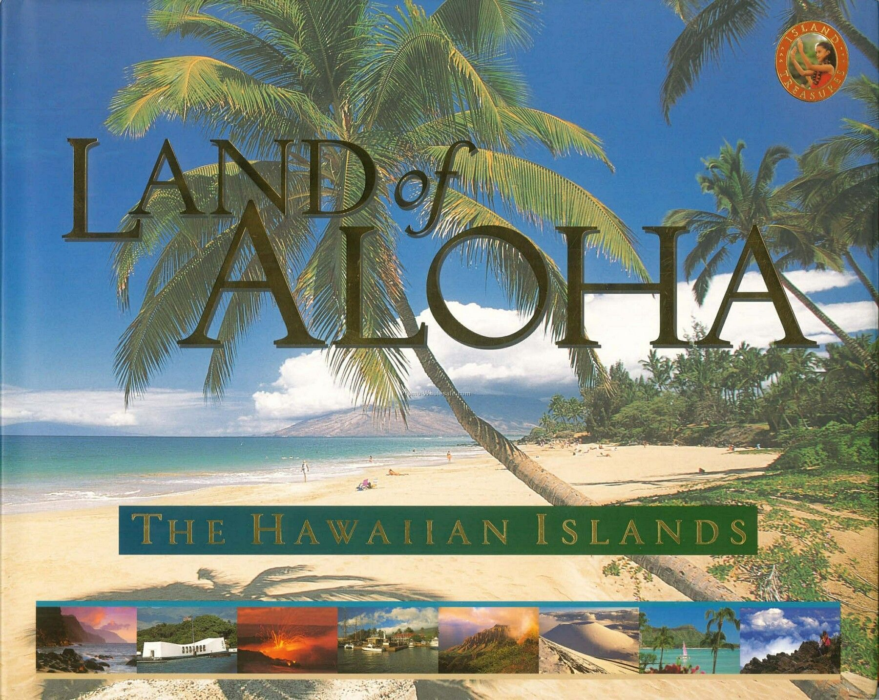 Hawaiian Island Series - Land Of Aloha