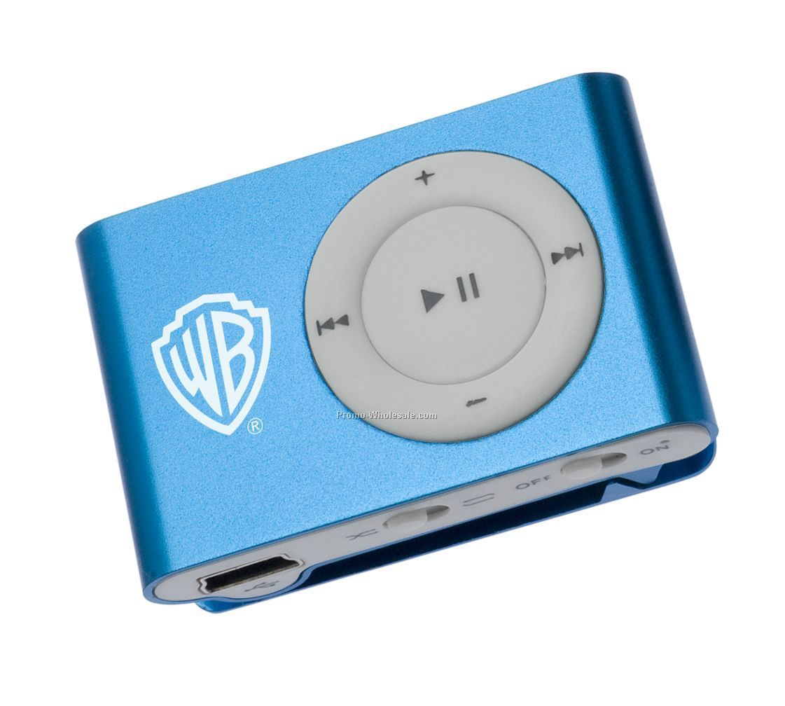 Jive Mp3 Player - Blue