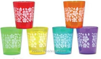 Luau Shot Glasses