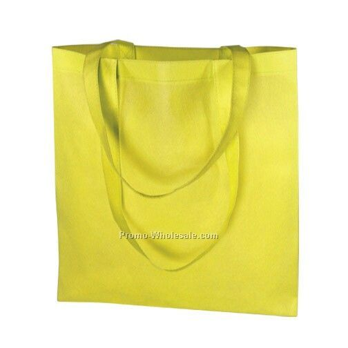 Non Woven Tote - Yellow