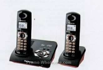 Panasonic Dect 6.0 Expandable Digital Cordless Answering System