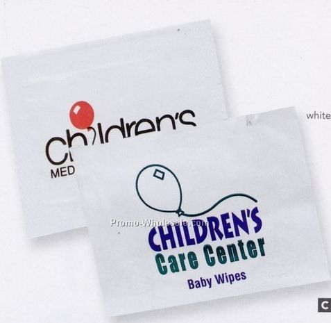 Pillowline Baby Wipes Towelette Packet