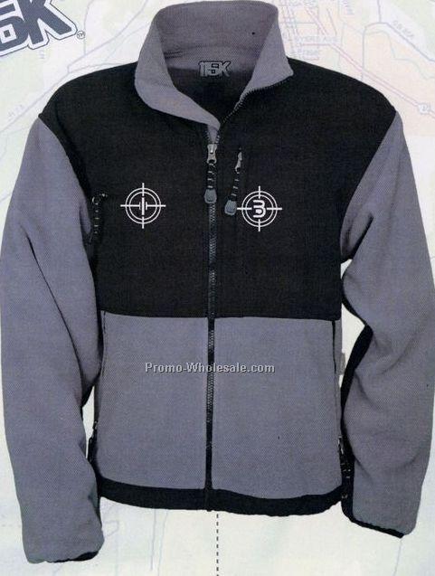 Rainier Peached Microfleece Jacket (2xl-6xl)