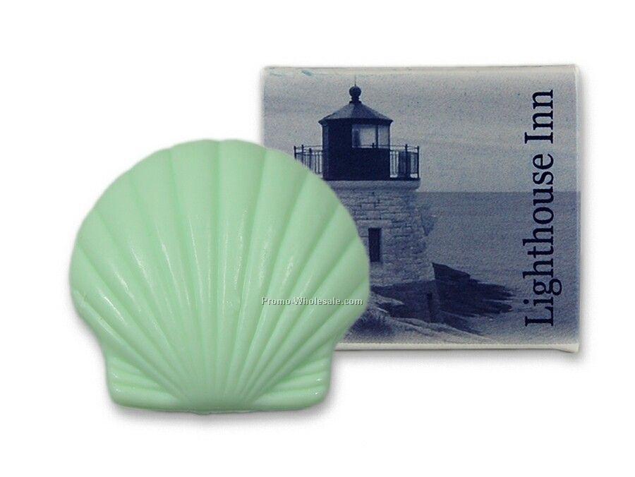 Sea Shell Boxed Soap 1.33oz