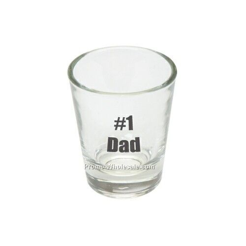Standard 1-1/2 Oz. Shot Glass