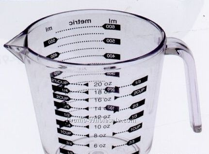 2-1/2 Cup Liquid Measuring Cup