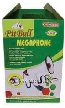 30w ABS Megaphone W/ Music Switch