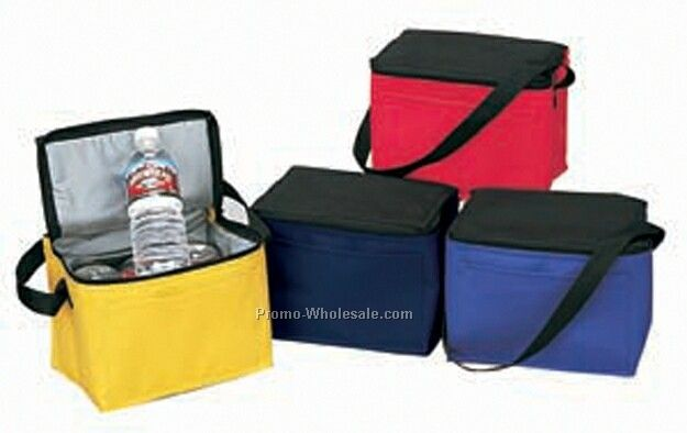 6 Pack Cooler Box