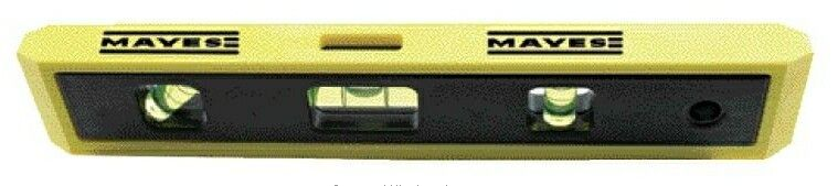 "9"" V-groove Magnetic Torpedo Level"