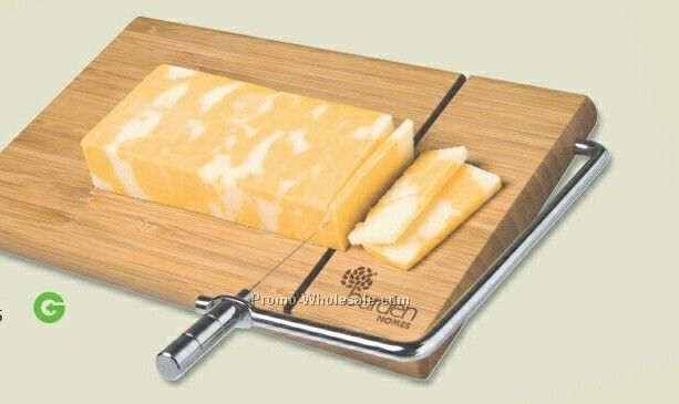 Bamboo Cheese Slicer