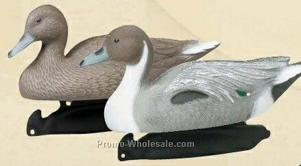 Classic Standard Pintail Duck Decoy W/ Weighted Keel