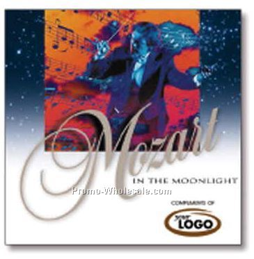 Classical Mozart In The Moonlight Compact Disc In Jewel Case/13 Songs