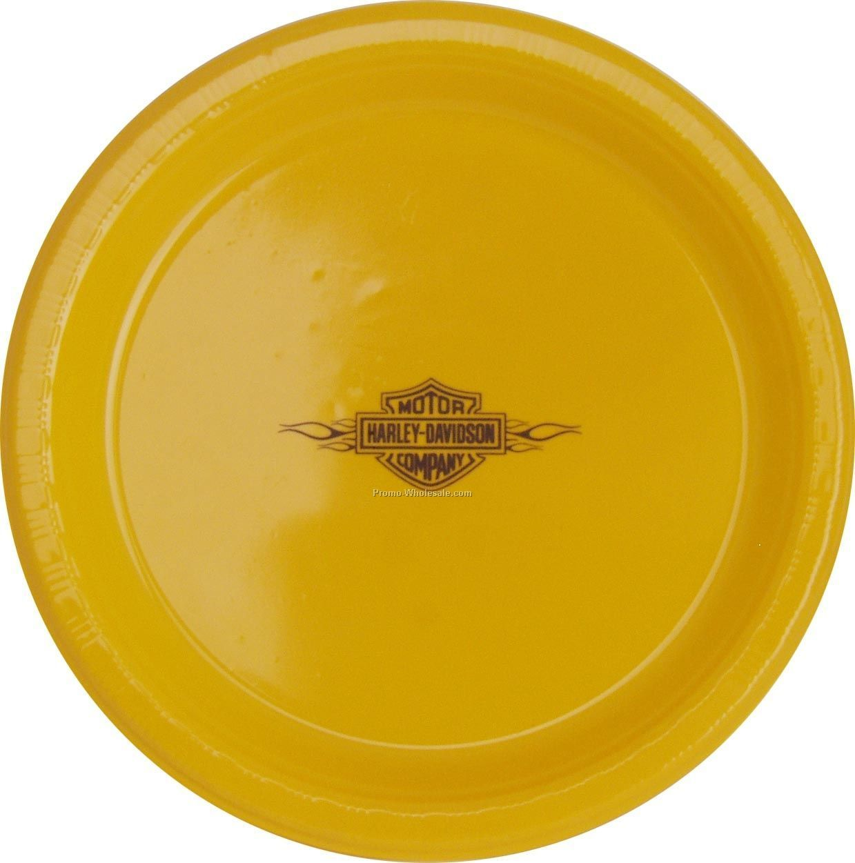 "Colorware 7"" School Bus Yellow Plate"