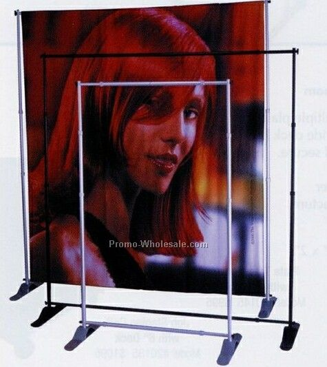 "Grand Format Banner Stand (48"" To 120"" & 36"" To 120"")"