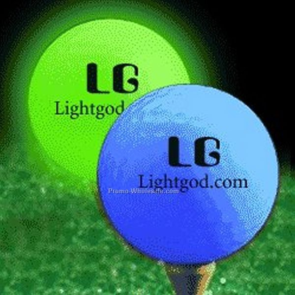 Light Up Golf Ball - Blue