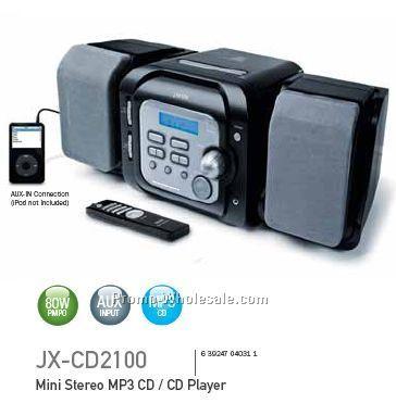 Mini Stereo Mp3 CD / CD Player