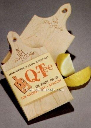 """Q-tee Cut-board (7-1/2""""x4""""x1/2"""")"""