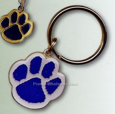 "1-1/4"" Enamel Charms W/ Jump Ring"
