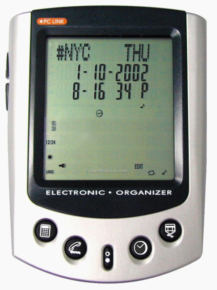 256k Memory PDA Data Organizer