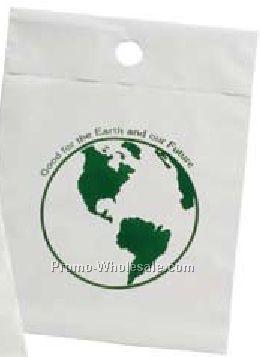 "9""x12"" 2 Mil. Custom Plastic Biodegradable Litter Bags"