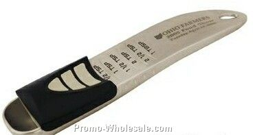 Adjustable Professional Satin Tablespoon