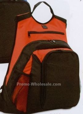 Adventure Polyester Backpack (1 Color)