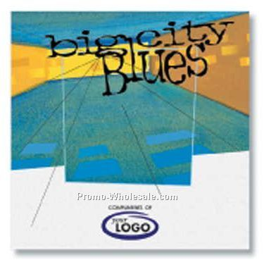 Blues Big City Blues Compact Disc In Jewel Case/ 10 Songs