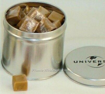 Custom Half Quart Tin Filled With Hershey's Mini Bars