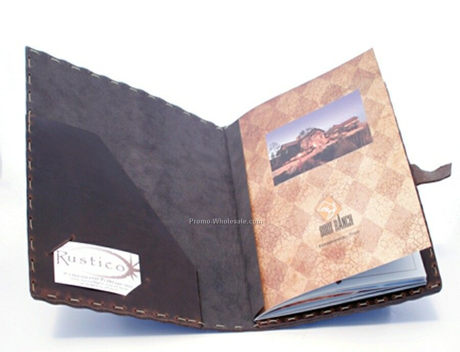 Custom Presentation Binder