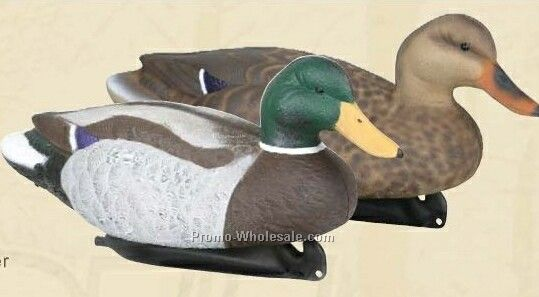 Extreme Series Mallard Duck Decoy W/ Weighted Keel