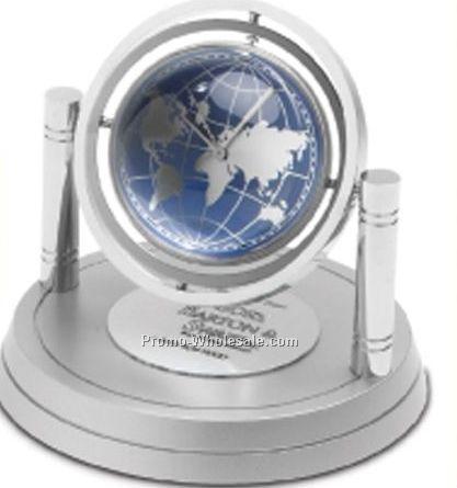 Gyro Gemini Sphere Clock -4