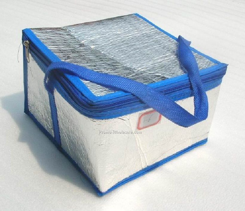 Square Ice Bag Cooler