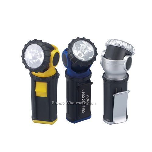 Swivel Clip Flashlight