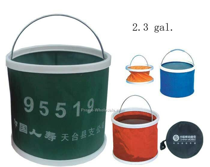 Travel Pail/Folding Pail