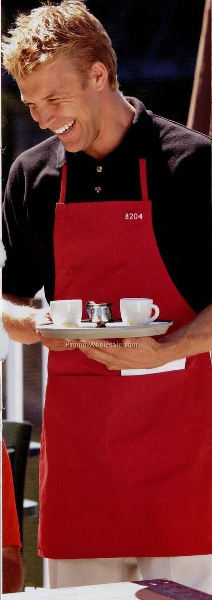 Ultraclub Two-pocket Adjustable Apron