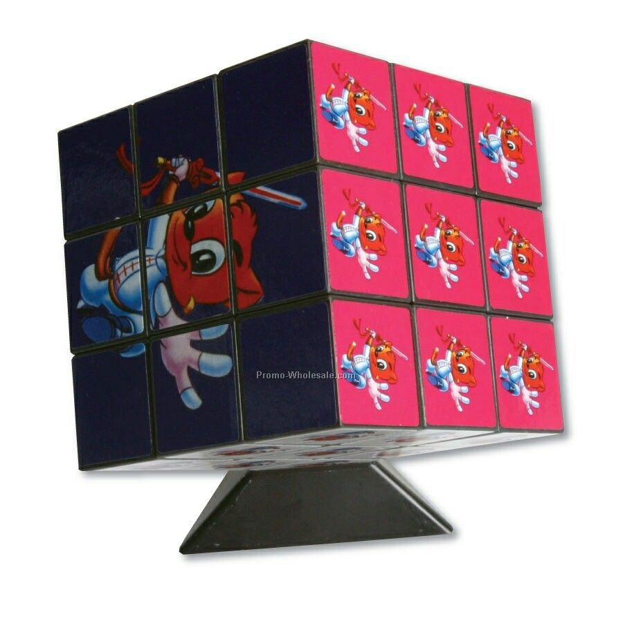 Whiz Cube (Giant Cube)