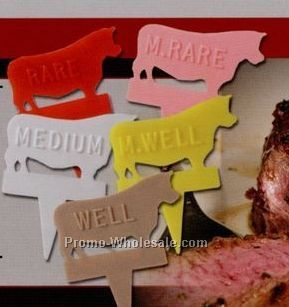 """1-3/4"""" Steer Steak Marker"""