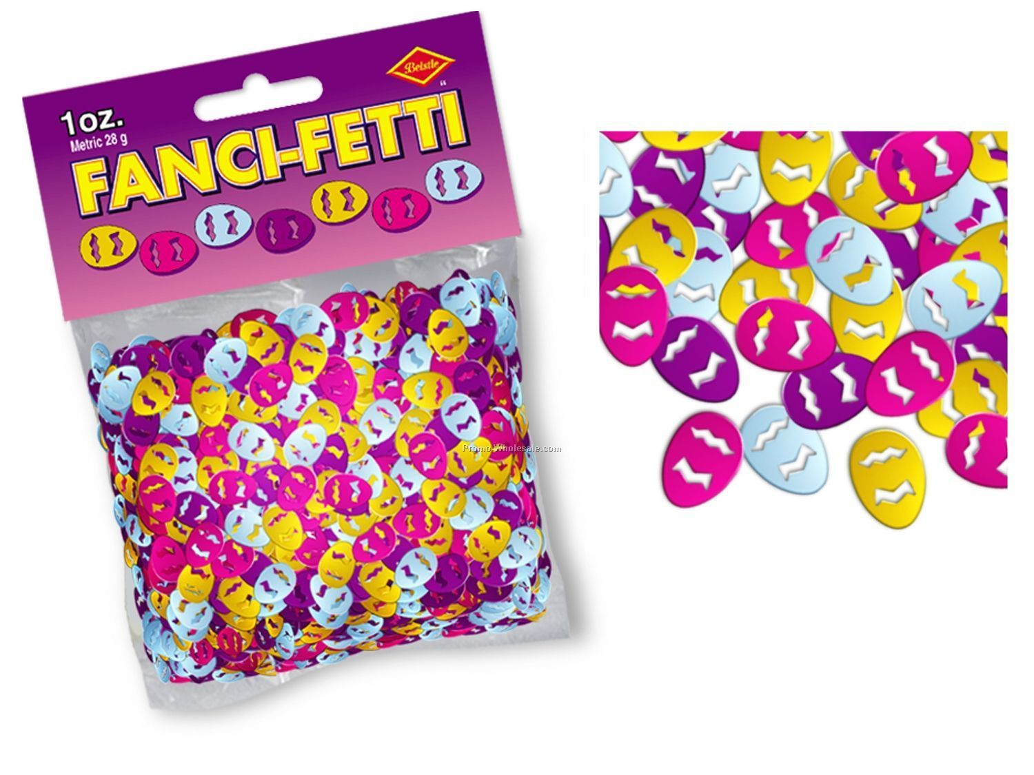 1 Oz. Fanci Fetti Easter Eggs