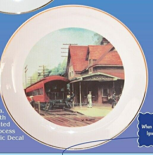 """10"""" Coupe Plate"""