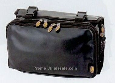 "12""x7""x6"" Ultimate Travel Toiletry Bag"