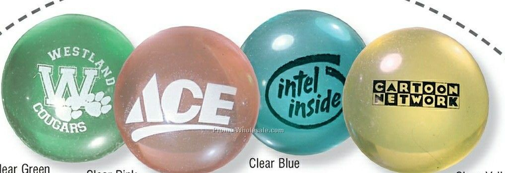Super Bounce Ball (Clear Color)
