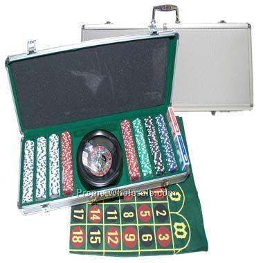 400 Pcs 11.5g Dice Chips Poker Set-laser Engraved